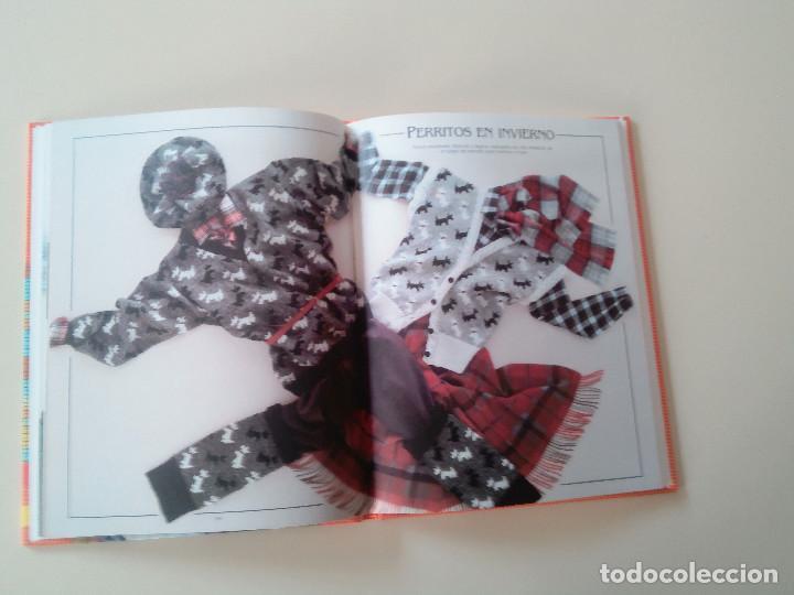 Libros de segunda mano: GRAN LIBRO DE LABORES DE PUNTO-4 TOMOS-COMPLETA-EDITA MANFER ED.-1986-TAPA DURA-ESTUCHE - Foto 25 - 90999000