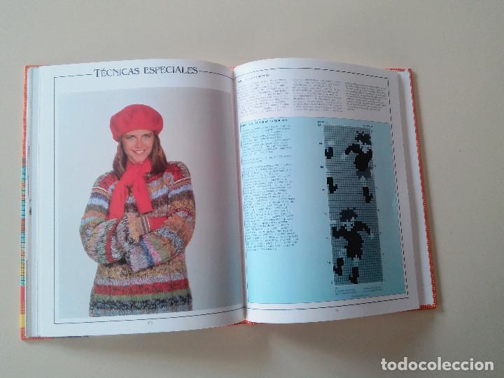 Libros de segunda mano: GRAN LIBRO DE LABORES DE PUNTO-4 TOMOS-COMPLETA-EDITA MANFER ED.-1986-TAPA DURA-ESTUCHE - Foto 26 - 90999000