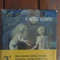 Libros de segunda mano: PECADO ORIGINAL, A. NUÑEZ ALONSO. Lote 91485270