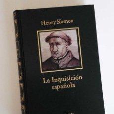 Libros de segunda mano: LA INQUISICIÓN ESPAÑOLA, HENRY KAMEN.. Lote 91579090