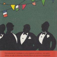 Libros de segunda mano: LUIS LANDERO EL MÁGICO APRENDIZ CÍRCULO DE LECTORES 1999 FIRMADO Y DEDICADO A MANO CÁDIZ MARZO 2001. Lote 91621975
