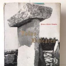 Gebrauchte Bücher - ISLAS BALEARES- PABLO PIFERRER- 1969 - 91659829