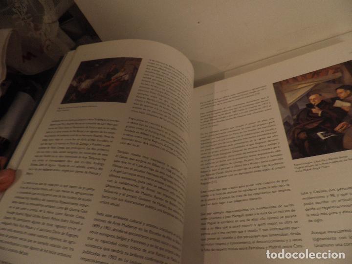 Libros de segunda mano: Arte y literatura en la edad de plata. La mirada del 98, MALAGA , SALA ALAMEDA ,1998 - Foto 8 - 91673070