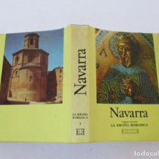 Libros de segunda mano: LUIS MARÍA DE LOJENDIO, ZODIAQUE. NAVARRA. RM81890. . Lote 91727655