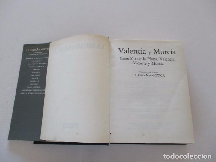 Libros de segunda mano: JOAN SUREDA PONS (DIR.). La España Gótica. Valencia y Murcia. RM81892. - Foto 2 - 91728350