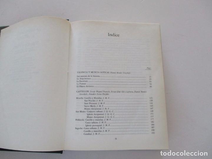 Libros de segunda mano: JOAN SUREDA PONS (DIR.). La España Gótica. Valencia y Murcia. RM81892. - Foto 3 - 91728350