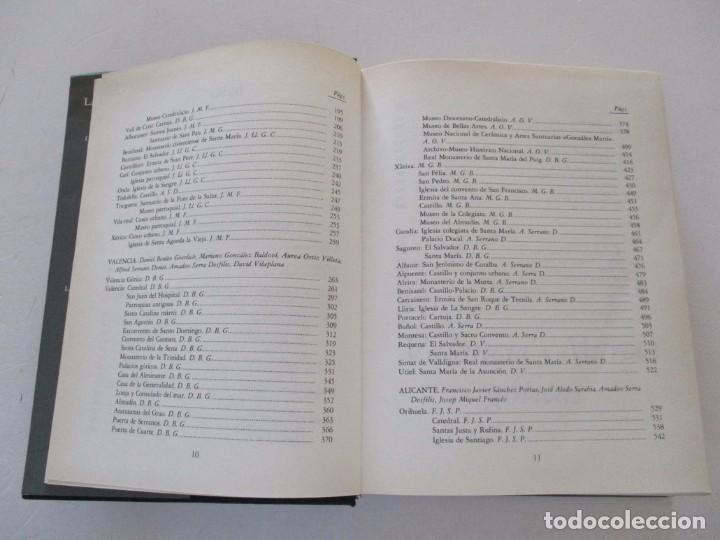 Libros de segunda mano: JOAN SUREDA PONS (DIR.). La España Gótica. Valencia y Murcia. RM81892. - Foto 4 - 91728350