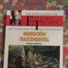 Libros de segunda mano: MEDITACION TRANSCENDENTAL - ISABELA HERRANZ. Lote 91744140