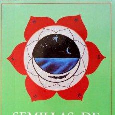 Libros de segunda mano: SEMILLAS DE CONCIENCIA. SRI NISARGADATTA MAHARAJ.. Lote 91838770