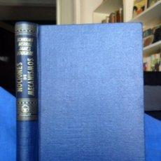 Libros de segunda mano - Nociones De Mecanismos. Peter Schwamb. Allyne L. Merrill. Walter H. James. Madrid 1954. - 91952065