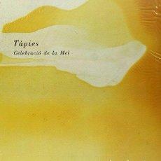 Libros de segunda mano: TÁPIES. CELEBRACIÓ DE LA MEL. EXPOSICIÓN PABELLÓN MUDÉJAR. SEVILLA 1992. Lote 92032300