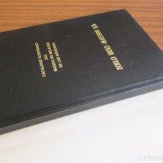 Libros de segunda mano: CATÁLOGO ILUSTRADO DEL MUSEO DE RELOJES DE LAS BODEGAS ZOILO RUIZ-MATEOS S/A. Lote 92061490