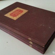 Libros de segunda mano: LIBROS OFICIALES REGISTRO DEL IVA (JUEGO DE TRES). Lote 92187340