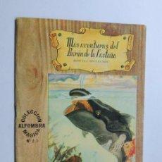 Libros de segunda mano: MAS AVENTURAS DEL BARON DE LA CASTAÑA / COLECCION ALFOMBRA MAGICA Nº 25 / EDITORIAL MOLINO 1965. Lote 92206450