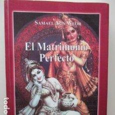 Livros em segunda mão: EL MATRIMONIO PERFECTO - AUN WEOR,SAMAEL. Lote 92241195