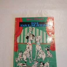 Libros de segunda mano: LIBRO ILUSTRADO 101 DALMATAS WALT DISNEY ED. GAISA 1967. Lote 92261255