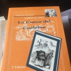 Libros de segunda mano: LA CUEVA DEL CUELEBRE ALBINO SUAREZ. Lote 92354889
