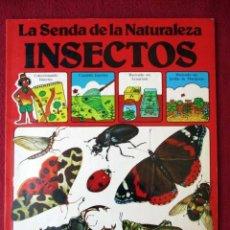 Gebrauchte Bücher - Insectos. La senda de la naturaleza 1987 Ediciones Plesa - 92409985