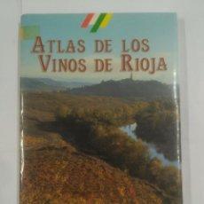 Libros de segunda mano - ATLAS DE LOS VINOS DE RIOJA. SERIE ESTUDIOS Nº 13. AÑO 88. 1988. TDK304 - 92745385