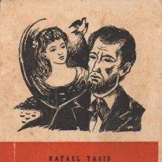 Libros de segunda mano: RAFAEL TASIS : SOL PONENT (CLUB DIVULGACIÓ LITERÀRIA 1953) CATALÁN. Lote 92934185