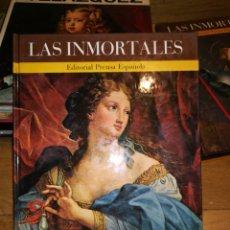 Libros de segunda mano: LA INMORTALES N°4 . Lote 93007047