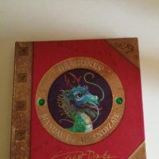 Libros de segunda mano: BONITO LIBRO DE DRAGONES. Lote 93008524