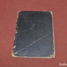Livres d'occasion: TRATADO TEÓRICO Y PRÁCRICO ENUMERACIÓN Y PESO DE LOS ALGODONES - FRANCISCO RABASA PADRÓ - TG1. Lote 93021290
