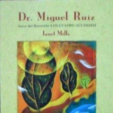 Libros de segunda mano: LA VOZ DEL CONOCIMIENTO UNA GUÍA PRÁCTICA PARA LA PAZ INTERIOR. MIGUEL RUIZ.. Lote 93127905