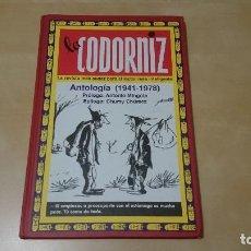 Libros de segunda mano: LA CODORNIZ - EDAF - ANTOLOGIA 1941 - 1978. Lote 93203930