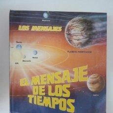 Libros de segunda mano: EL MENSAJE DE LOS TIEMPOS. COSMO. TOMO I (MENSAJE I) EJEMPLAR NUMERADO.. Lote 117143178