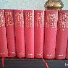 Libros de segunda mano: NOVELAS ESCOGIDAS DE EDITORIAL AGUILAR. Lote 93355255