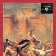 Libros de segunda mano: CONOCER EL ARTE Nº 8 DEL NEOCLASICISMO AL REALISMO - DELFIN RODRÍGUEZ 158 PÁGS. AÑO 1996 LE2092. Lote 93565595