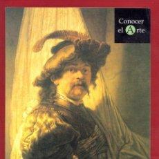 Libros de segunda mano: CONOCER EL ARTE Nº 7 - ARTE DEL BARROCO - VICTOR NIETO ALCAIDE - J. BÉRCH-FERRER AÑO 1998 LE2094. Lote 93567275