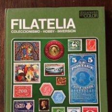Libros de segunda mano: LIBRO FILATELIA DE EDITORIAL TEIDE DE 1973. Lote 93643810