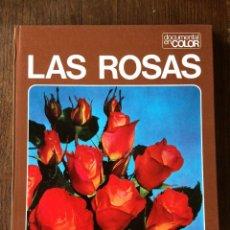 Libros de segunda mano: LIBRO LAS ROSAS DE EDITORIAL TEIDE DE 1973. Lote 93643880