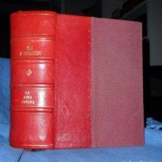 Libros de segunda mano: LA VIDA DIVINA LOS 3 LIBROS. SRI AUROBINDO.. Lote 93720665