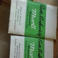 Libros de segunda mano: CORTE Y CONFECCIÓN MARTI . Lote 93791463