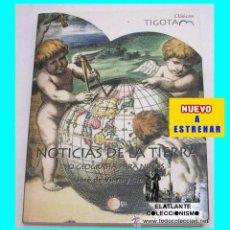 Libros de segunda mano: NOTICIAS DE LA TIERRA O GEOGRAFÍA PARA NIÑOS - JOSÉ DE VIERA Y CLAVIJO - 2006 - ESTRENAR. Lote 93802660