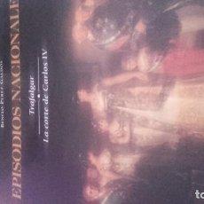 Libros de segunda mano: EPISODIOS NACIONALES. Lote 93919305