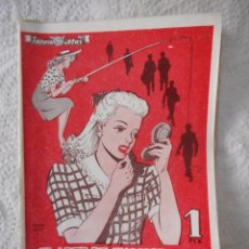 Libros de segunda mano: EL ARTE DE ENCONTRAR NOVIO. EDITORIAL ALAS. 32 PÁGINAS. 1946. Lote 93934745
