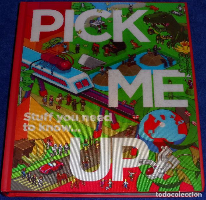 PICK ME UP - PHILIP WILKINSON - DK (2002) (Libros de Segunda Mano - Literatura Infantil y Juvenil - Otros)