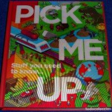 Libros de segunda mano: PICK ME UP - PHILIP WILKINSON - DK (2002). Lote 94014360