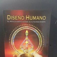 Libros de segunda mano: DISEÑO HUMANO,EL REVOLUCIONARIO SISTEMA DE AUTOCONOCIMIENTO.. Lote 94054955