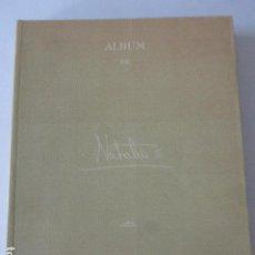 Libros de segunda mano: ALBUM DE NATALIA II. NATALIA JIMENEZ DE COSSIO. 2000. MALAGA. SOBRE LA RESIDENCIA DE ESTUDIANTES. Lote 94210240