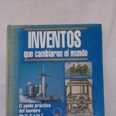 Libros de segunda mano: INVENTOS. Lote 94240805