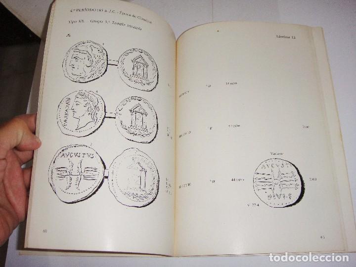 Libros de segunda mano: Las Monedas de Gades. 1980.Con ilustraciones en su interior. - Foto 4 - 94330362