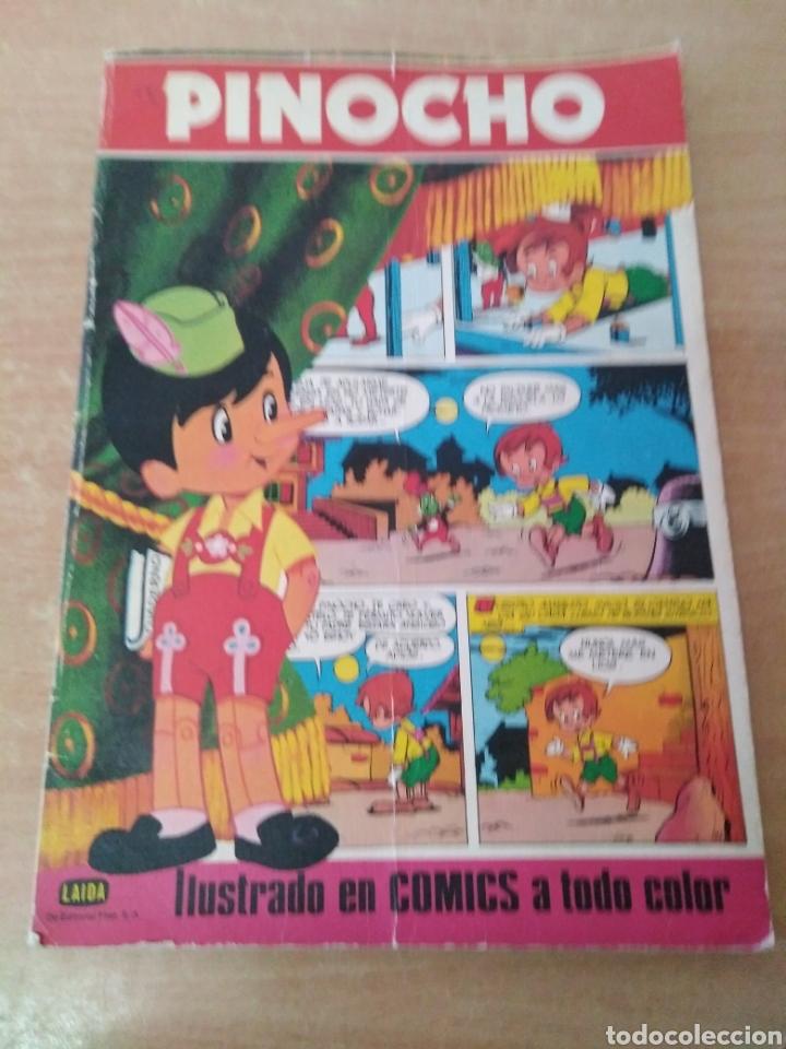 PINOCHO (Libros de Segunda Mano - Literatura Infantil y Juvenil - Otros)