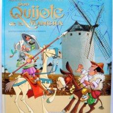 Libros de segunda mano: DON QUIJOTE DE LA MANCHA - MIGUEL DE CERVANTES. ED. SUSAETA. Lote 94406210