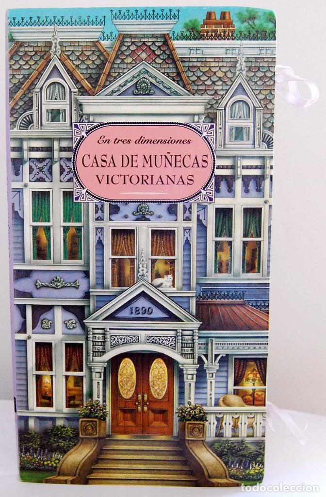 Casa De Muñecas Victorianas En Tres Dimensione Sold Through Direct Sale 94409166