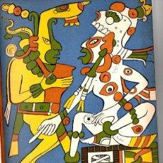 Libros de segunda mano: APROXIMACIÓN AL ARTE MAYA (GUATEMALA, 1964). Lote 94435826